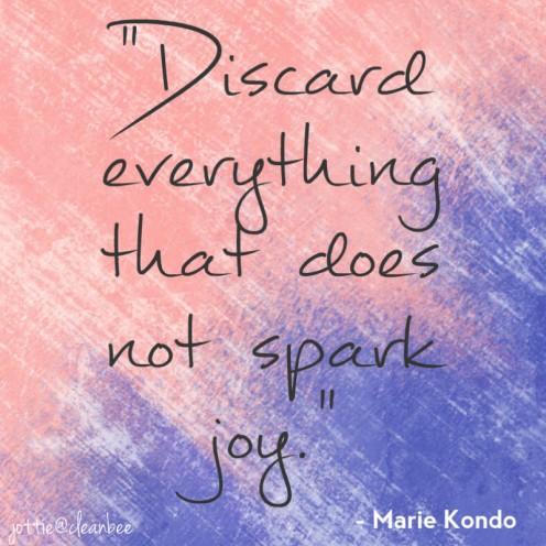 mariekondo-discard